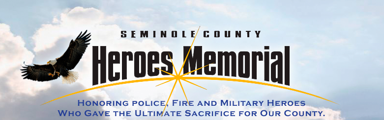 Seminole Heroes Memorial Logo