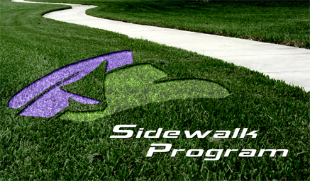 Sidewalk Program