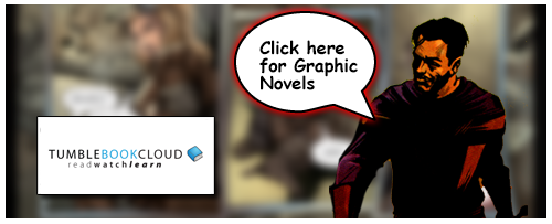 graphic novels on TumbleBooks