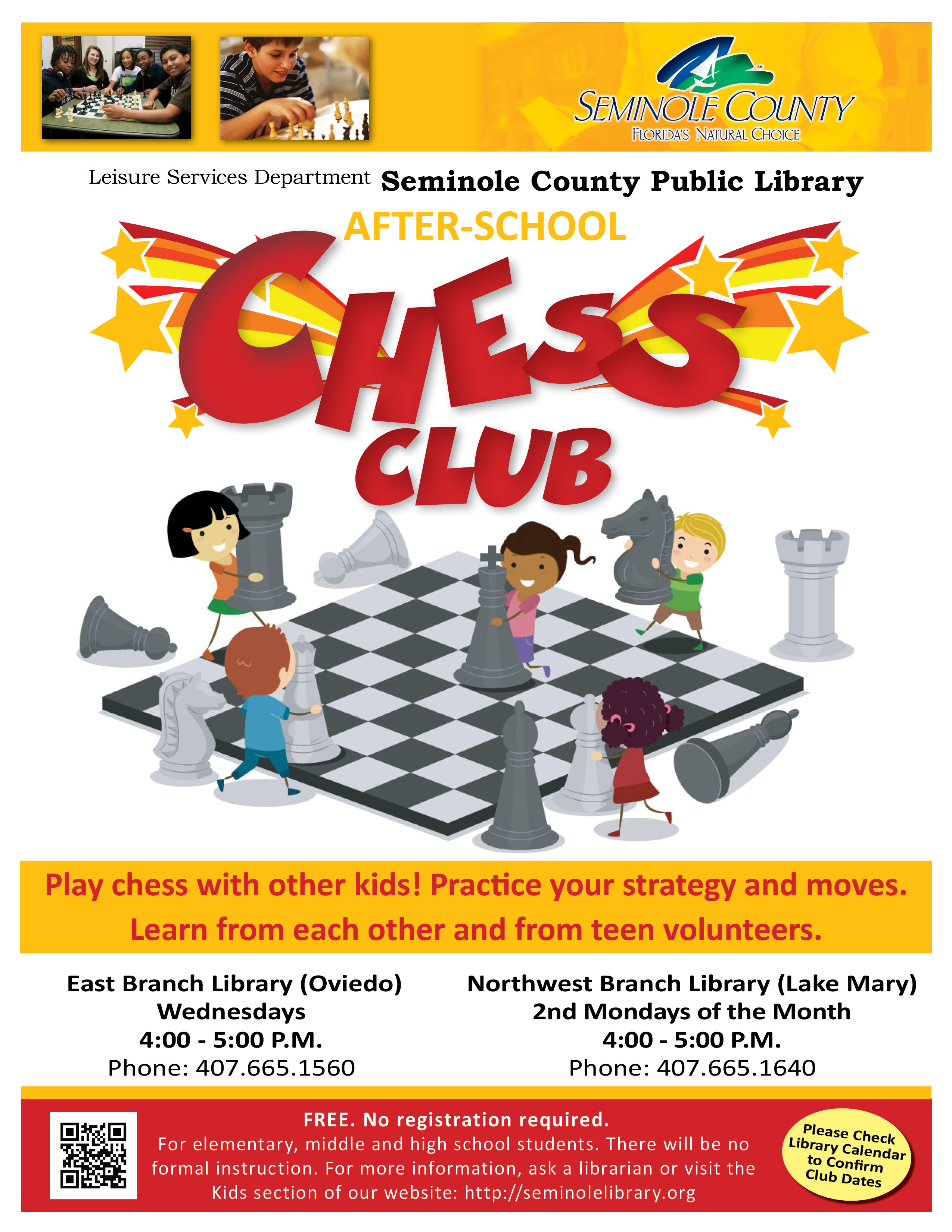 After-School Chess Club