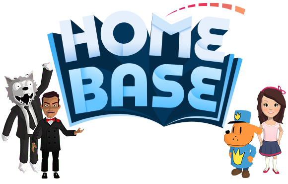 Home Base games on Scholastic.com