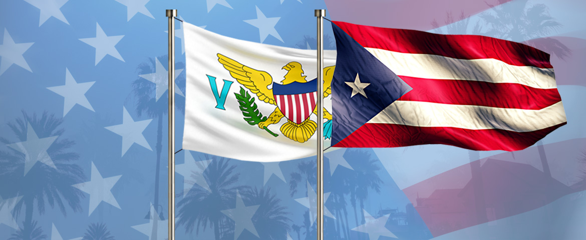 Assistance for Puerto Rico and Virgin Islands