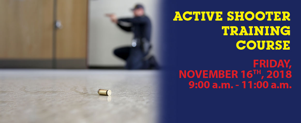 Active Shooter Training Course