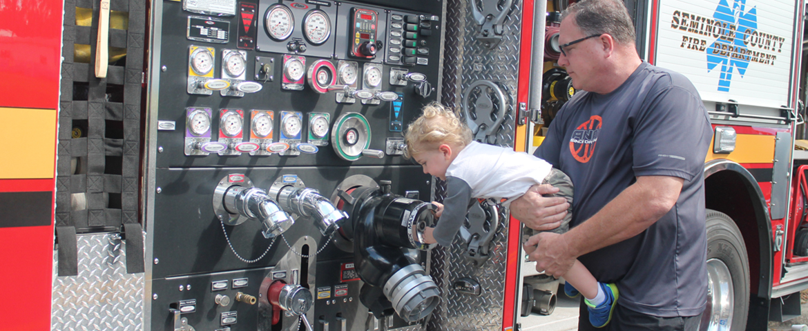 Touch-A-Truck / Public Safety Day